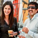 Katrina Kaif with Kabir Khan