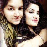 Kaur B with Sister