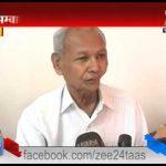 Kedhar Jadhav father Mahadav