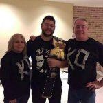 Kevin owens parents