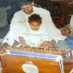 Khuda Baksh childhood photo with his father