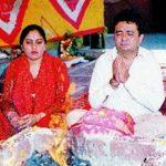 Tulsi Kumar parents
