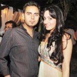 Khushali Kumar with her Ex-husband Nishant Arora