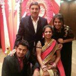Kirti Bhoutika Family