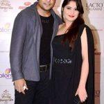 Krishna Abhishek and Aarti Singh