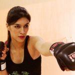 Kriti Sanon boxer