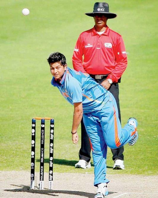 Kuldeep Yadav chinaman bowler