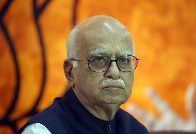 L K Advani profile