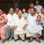 Lakhwinder Wadali family