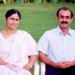 Rana Daggubati's Mother & Father