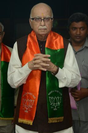 Lal Krishna Advani BJP