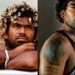Lasith Malinga tattoos