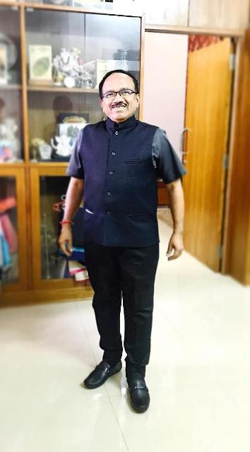 Laxmikant Parsekar Goa CM