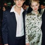 Leonardo DiCaprio with Emma Miller