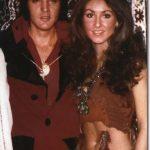 Linda Thompson and Elvis
