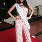 Lopamudra Raut Miss United Continents 2016 2nd runner up