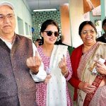 MS Dhoni parents and wife