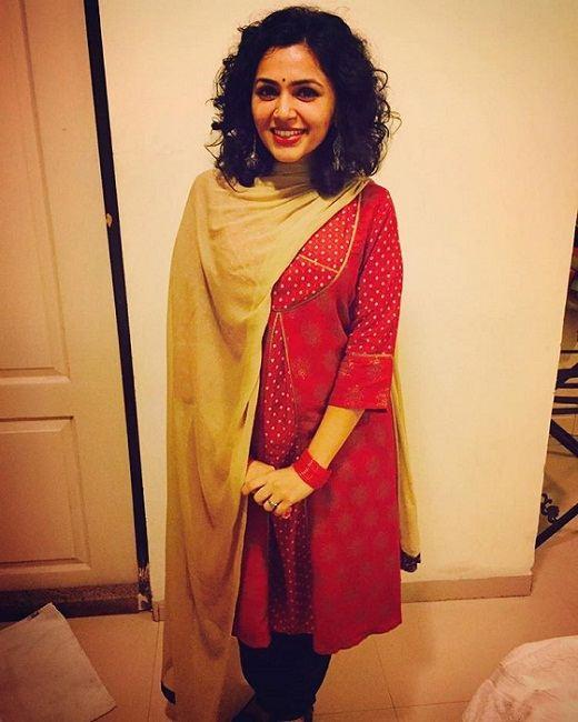Maalavika Sundar Indian Idol singer