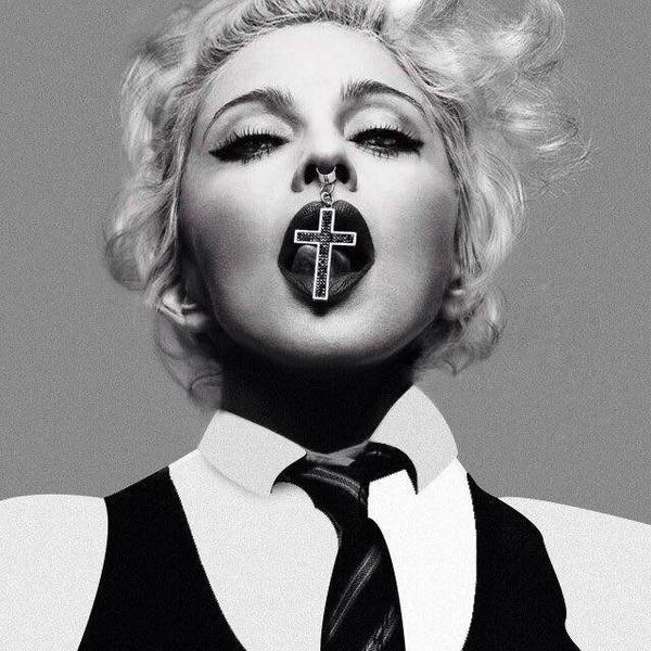 Madonna gone bad