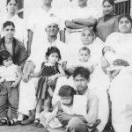 Mahashay Dharampal Gulati old photo with his family