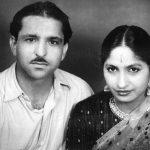 Mahashay Dharampal Gulati with his wife