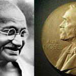 Mahatma Gandhi And Nobel Prize