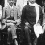 Mahatma Gandhi With Gopal Krishna Gokhale