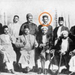 Mahatma Gandhi With the Founders of Natal Indian Congress