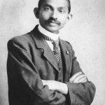 Mahatma Gandhi in London