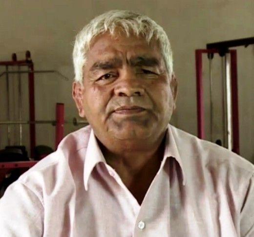 Mahavir Singh Phogat
