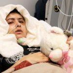 Malala Yousafzai in Hospital
