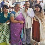Malika Dua-Family