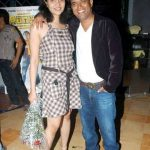 Manasi Salvi with her ex-husband Hemant Prabhu