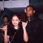 Manisha Koirala and Cecil