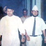 Manmeet Singh over-weight in 1994