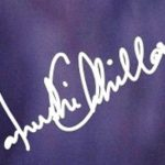 Manushi Chhillar signature