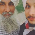 Manveer Dhillon father