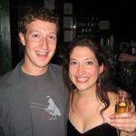Mark with his Sister Randi