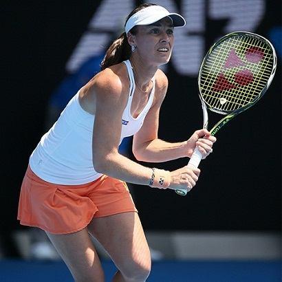Martina Hingis Playing
