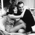 Mary Tyler Moore with Grant Tinker