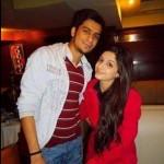 Mawra Hocane with Aamish Azharr