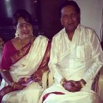 Meghna Naidu Parents