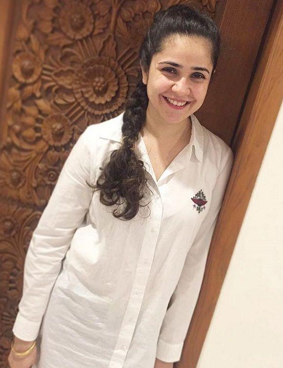 Meher Vij Actress