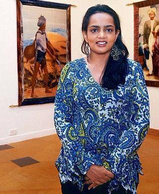Meira Kumar's Daughter, Devangana Kumar