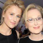 Meryl Streep with her Daughter Mamie Gummer