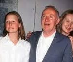 Meryl Streep with her Father