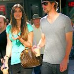 Michael Phelps with his Ex-girlfriend Brittny Gastineau