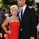 Michael Phelps with his Ex-girlfriend Win McMurry