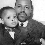 Michelle Obama father