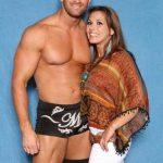 Mickei James with husband Nick Aldis